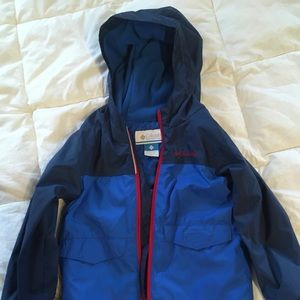 Columbia Boys jacket windbreaker